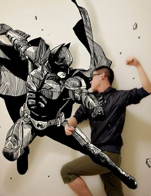 Комикс против художника