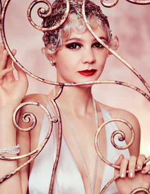 Кэри Маллиган для американского Vogue