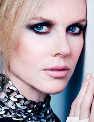 Николь Кидман для немецкого Vogue