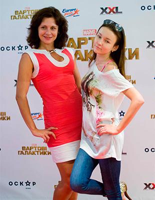 Премьера «Стражей Галактики» в Киеве