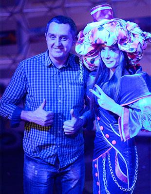 Премьера «Голодные игры: Сойка-пересмешница» в Киеве