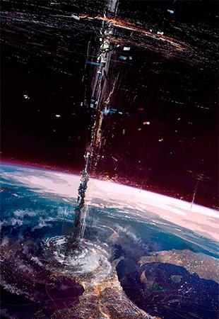 Промо и концепт-арт к фильму «Восход Юпитера»
