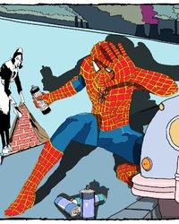 <p>Человек-паук</p>