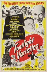 Постер Footlight Varieties