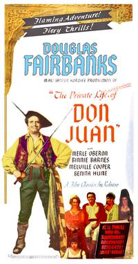 Постер Частная жизнь Дона Жуана
