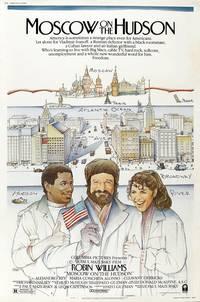 Постер Москва на Гудзоне