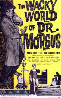 Постер The Wacky World of Dr. Morgus