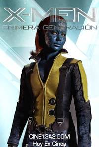 Постер Люди Икс: Первый класс