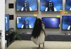 Посетителей магазина напугали девочкой из «Звонка»