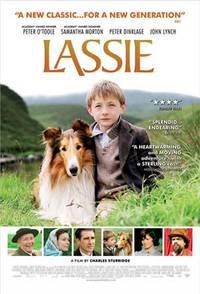 Постер Лэсси
