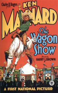 Постер The Wagon Show