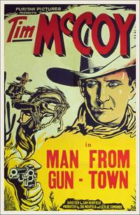 Постер The Man from Guntown