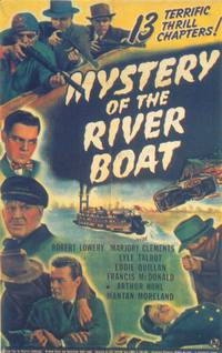 Постер The Mystery of the Riverboat