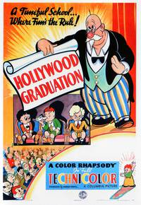Постер Hollywood Graduation