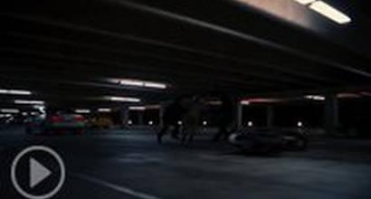 "Сцена ""Погоня в туннеле"""