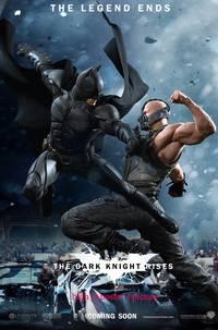 Постер Темный рыцарь: Возрождение легенды