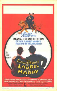 Постер The Further Perils of Laurel and Hardy