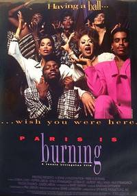 Постер Париж горит