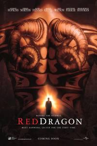 Постер Красный Дракон