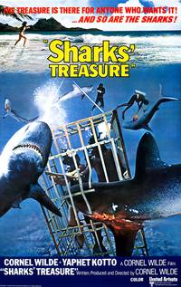 Постер Sharks' Treasure