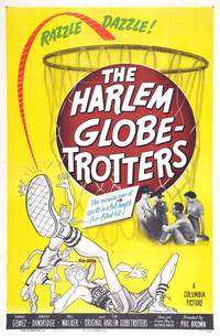 Постер The Harlem Globetrotters