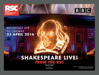Постер Shakespeare Live! From the RSC