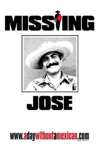 Постер День без мексиканца