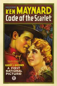 Постер The Code of the Scarlet