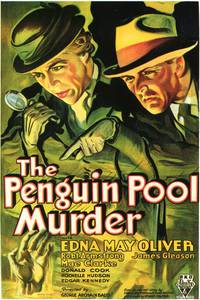 Постер Penguin Pool Murder