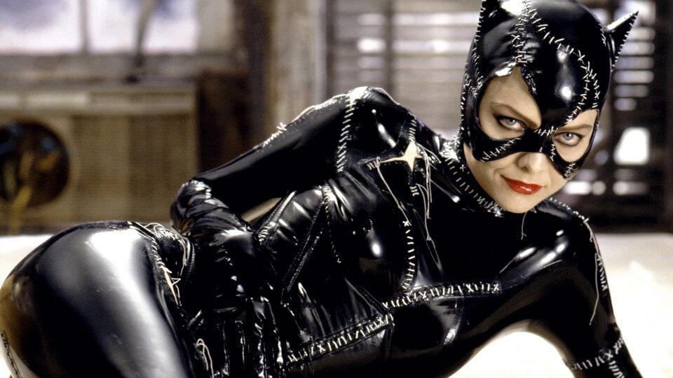 Мишель Пфайффер в роли Женщины-кошки