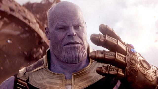 Танос и Перчатка бесконечности