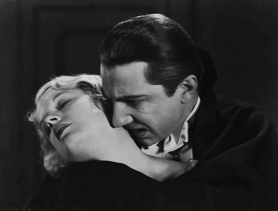"""Кадр из фильма """"Дракула"""" 1931 года"""