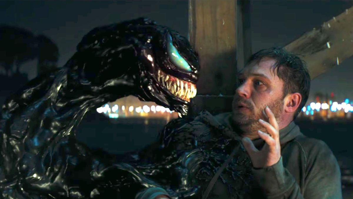 Том Харди выложил первые фото со съемок «Венома 2»
