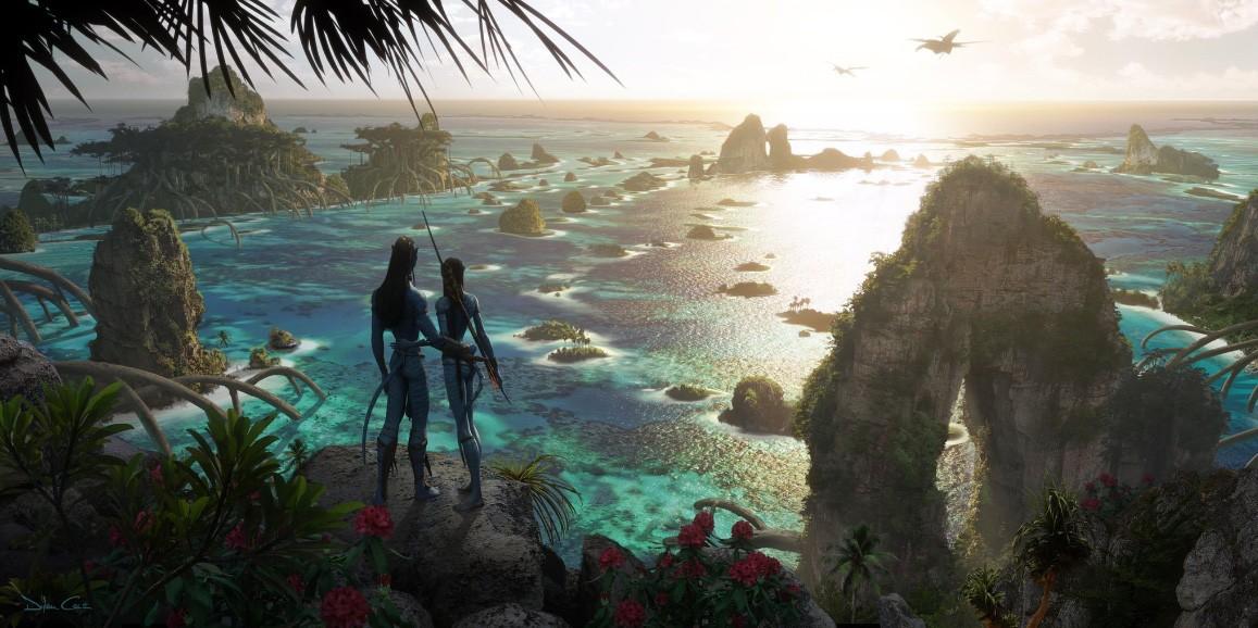 Опубликованы первые концепт-арты к «Аватару 2»