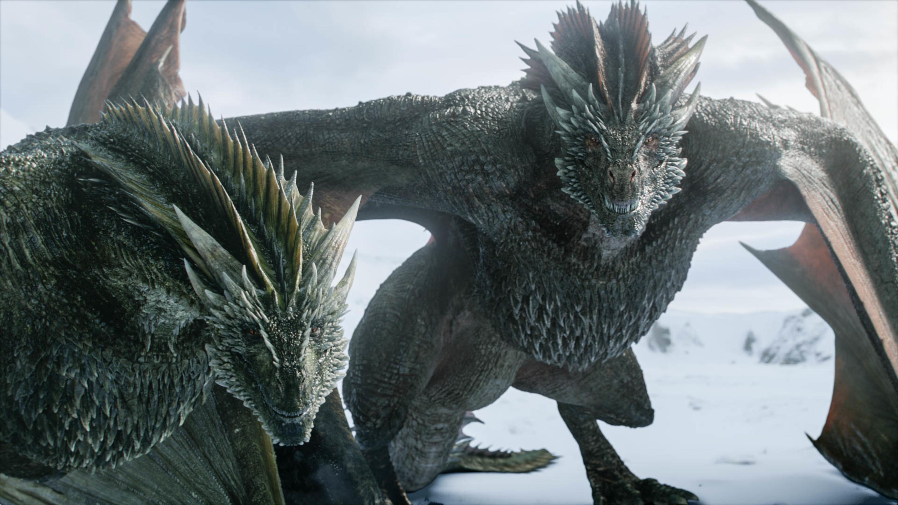 Как будут выглядеть драконы в спин-оффе «Игры престолов»