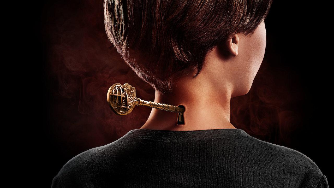 """Постер сериала """"Замок и ключ"""""""