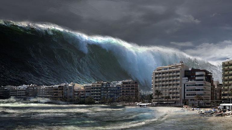 фильмы про цунами 2019
