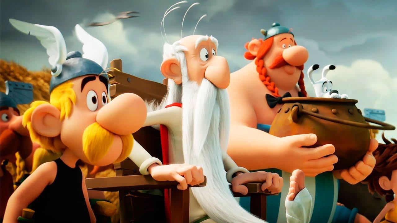 Три приключенческих мультфильма для вас и ваших детей