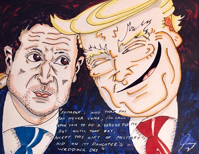 Джим Керри высмеял Трампа и Зеленского