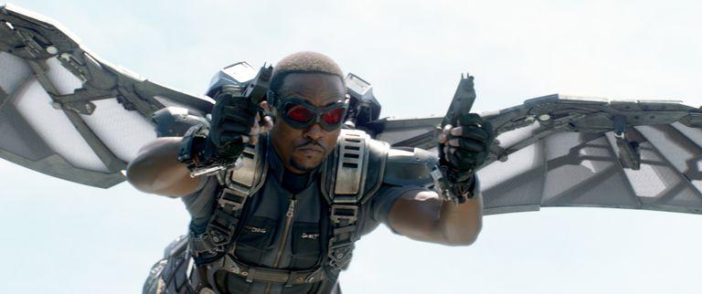 «Человек-паук: Вдали от дома» представит нового Капитана Америку